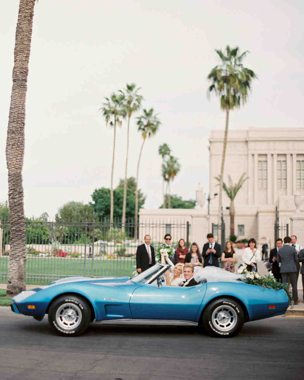 Wedding Getaway Car Ideas For Riding Away In Style