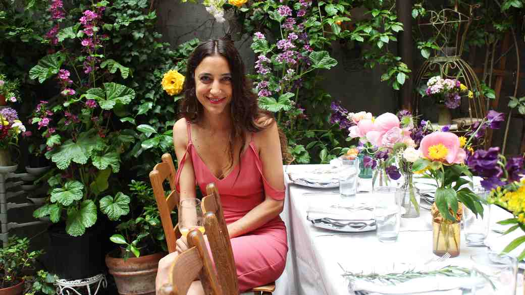A Garden-Party Bridal Shower for Flower Girl NYC Founder Denise Porcaro