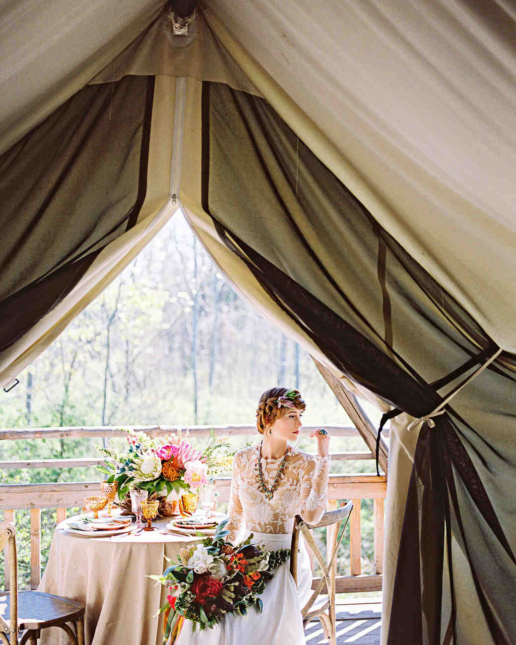 Camping Wedding Ideas: 18 Summer Camp Wedding Venues For Kicking Back And Getting