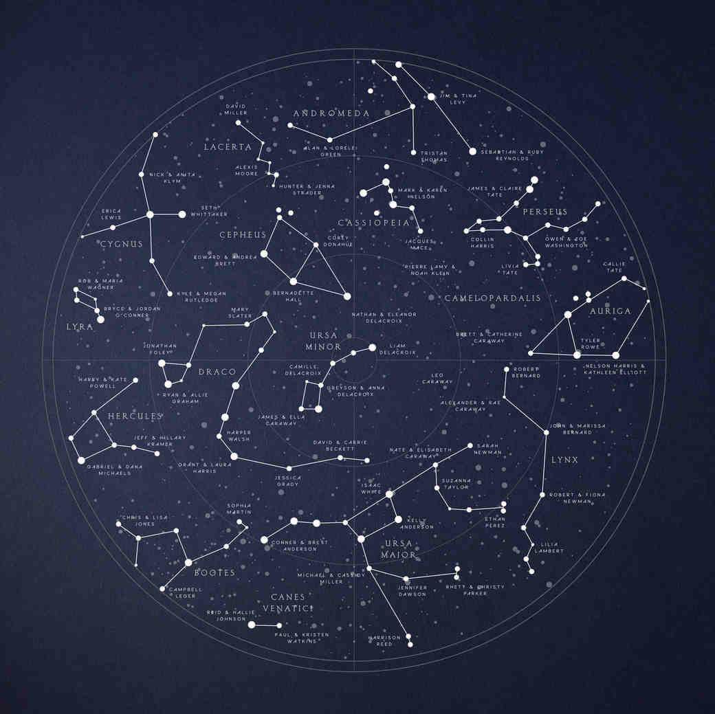 hybrid star map seating chart