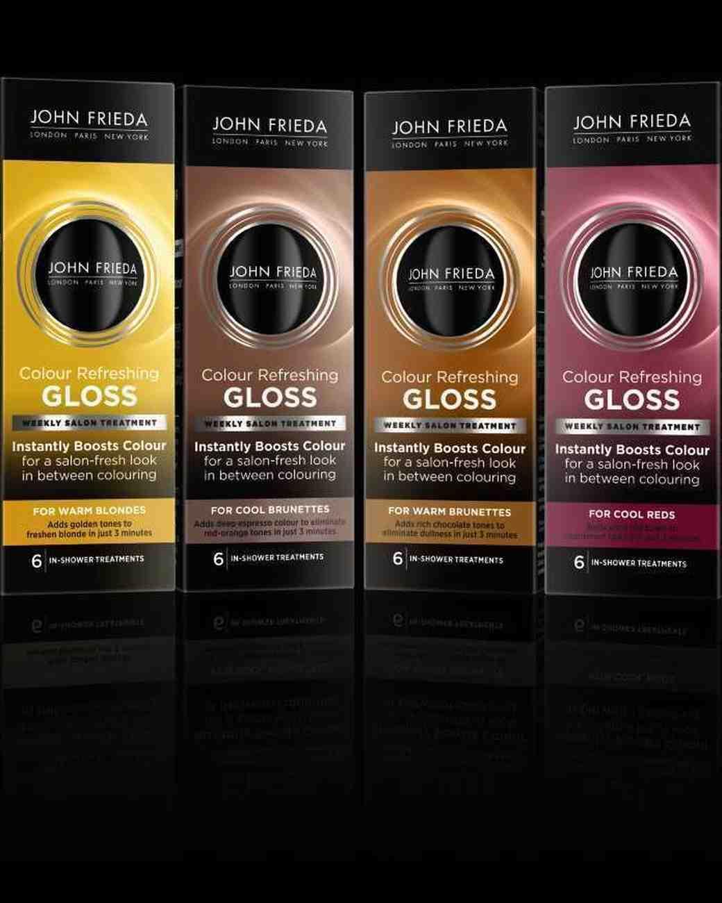 John Frieda Color Refreshing Gloss