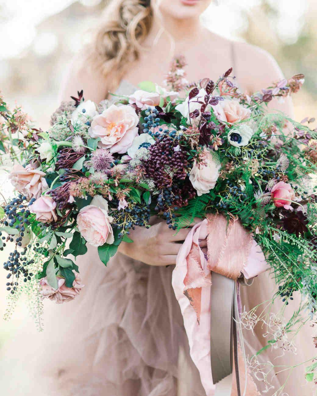 A Pink Lilac Bouquet