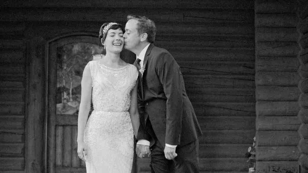 Lizzy and Pat's Fun Utah Wedding Video