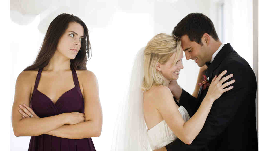 What to Do When Your Partner Hates Your Bridesmaid