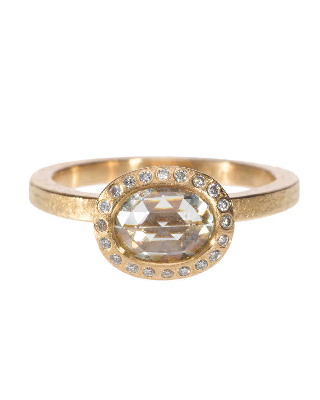 Todd Reed Oval Engagement Ring