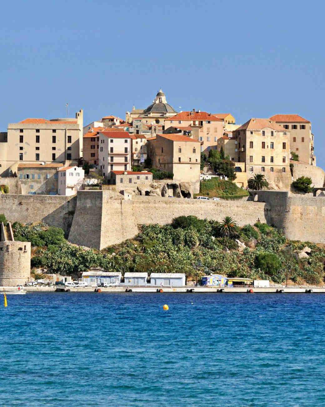 romantic destinations france calvi