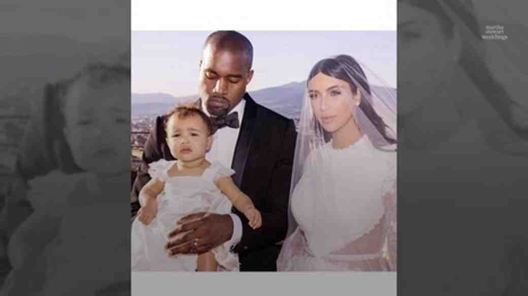 Adorable Photos of Celebrity Kids at Weddings