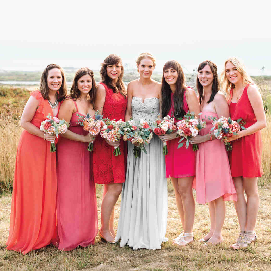 How to Pick Dresses Your Bridesmaids Will Love