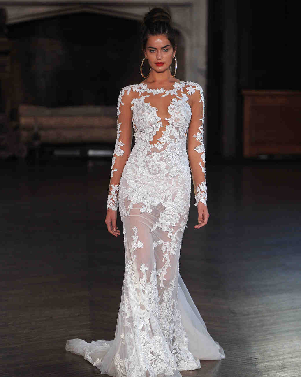 Berta Fall 2017 Wedding Dress Collection