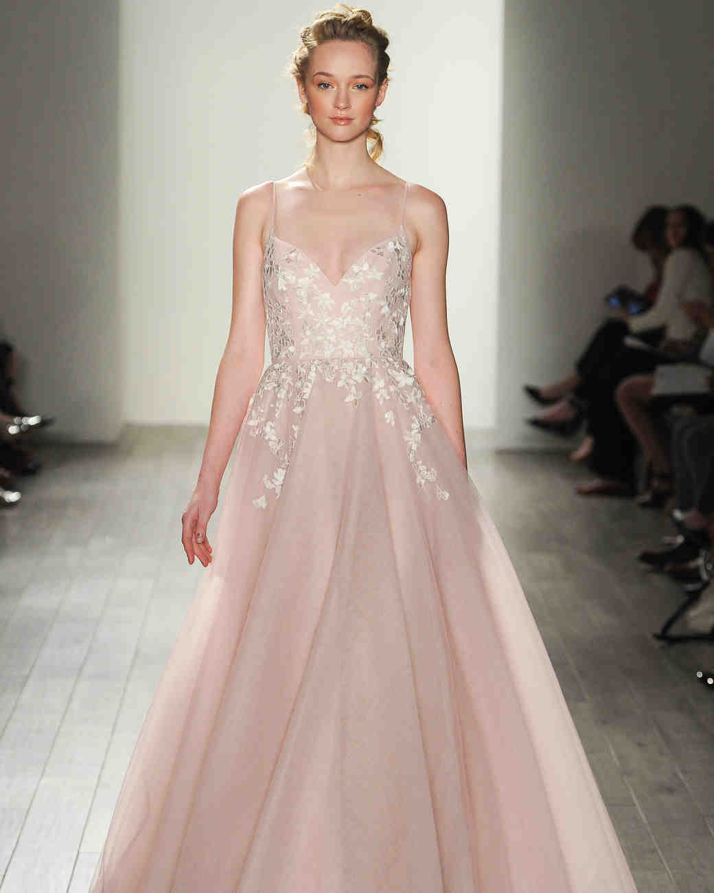 Dress Gowns For Weddings: Blush By Hayley Paige Fall 2017 Wedding Dress Collection