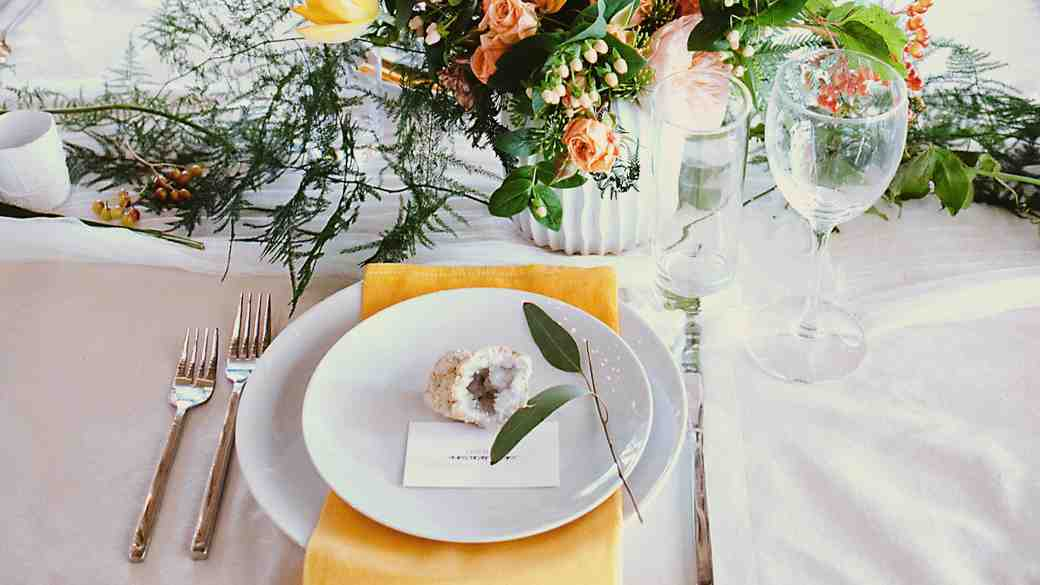 What No One Tells You About Your Wedding Reception