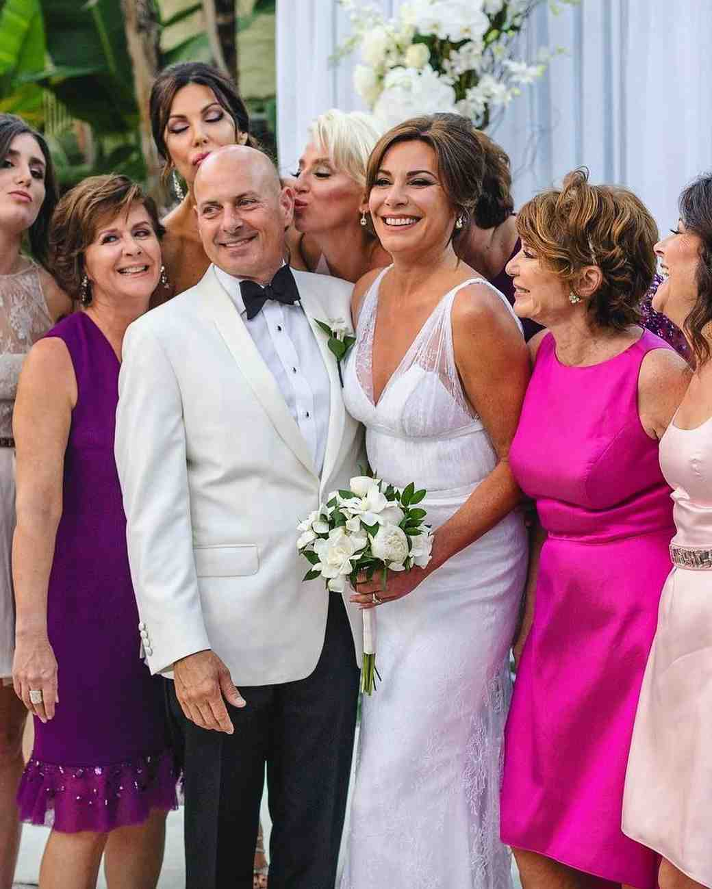Luann D'Agostino's Palm Beach RHONY wedding