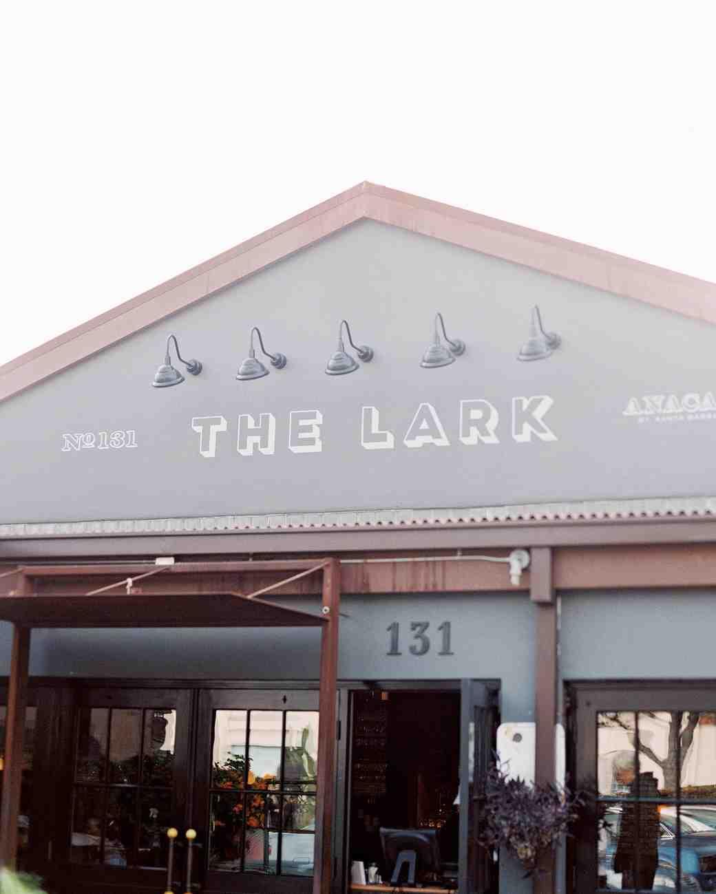 the lark wedding venue