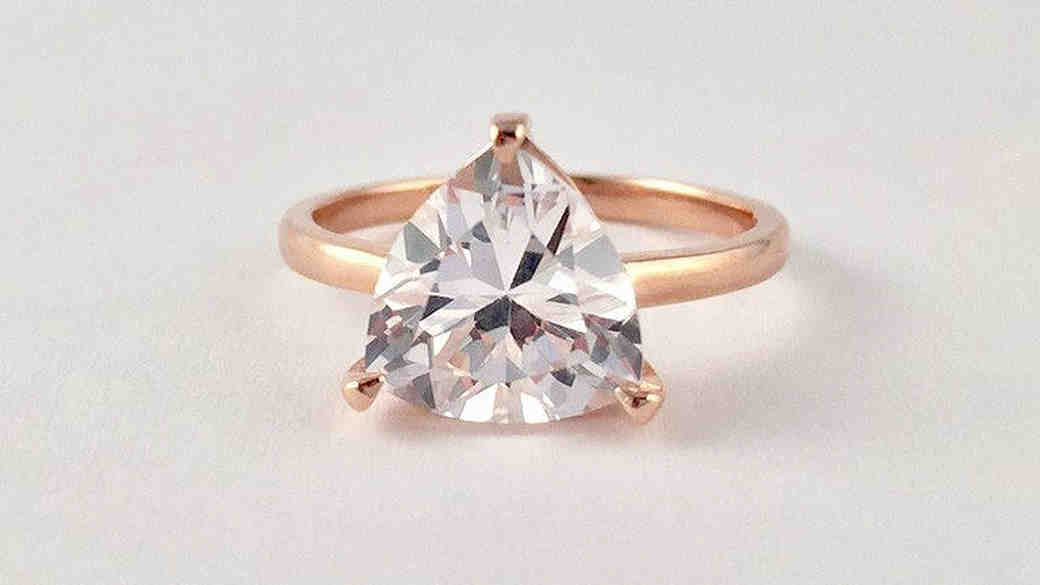Would You Buy This Engagement Ring—for Yourself?