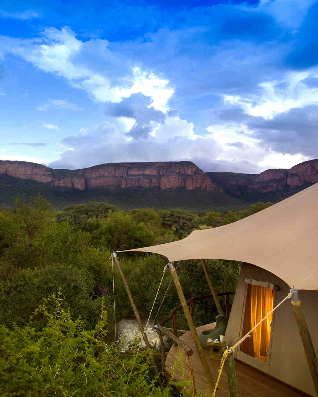 Most Luxurious Glamping Resorts for Your Honeymoon