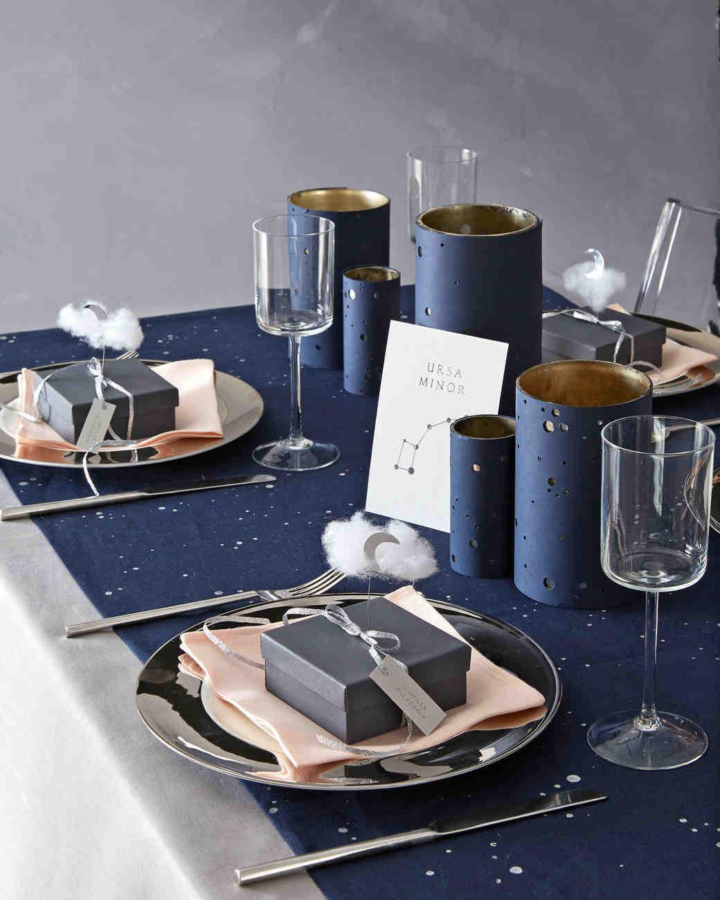 Celestial Table Setting
