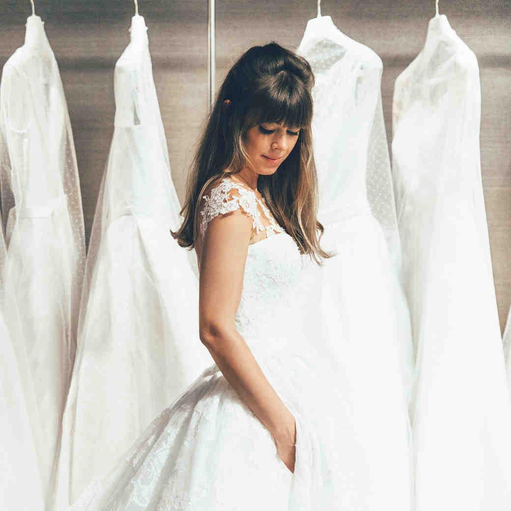 Go Inside Jenny Bernheim of Margo & Me's Wedding Dress Fitting!