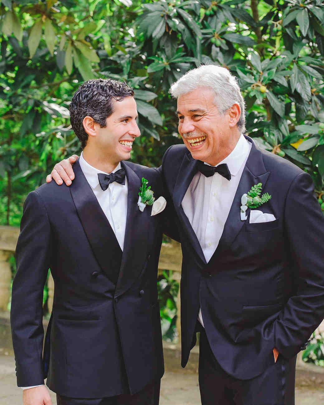 wedding dad