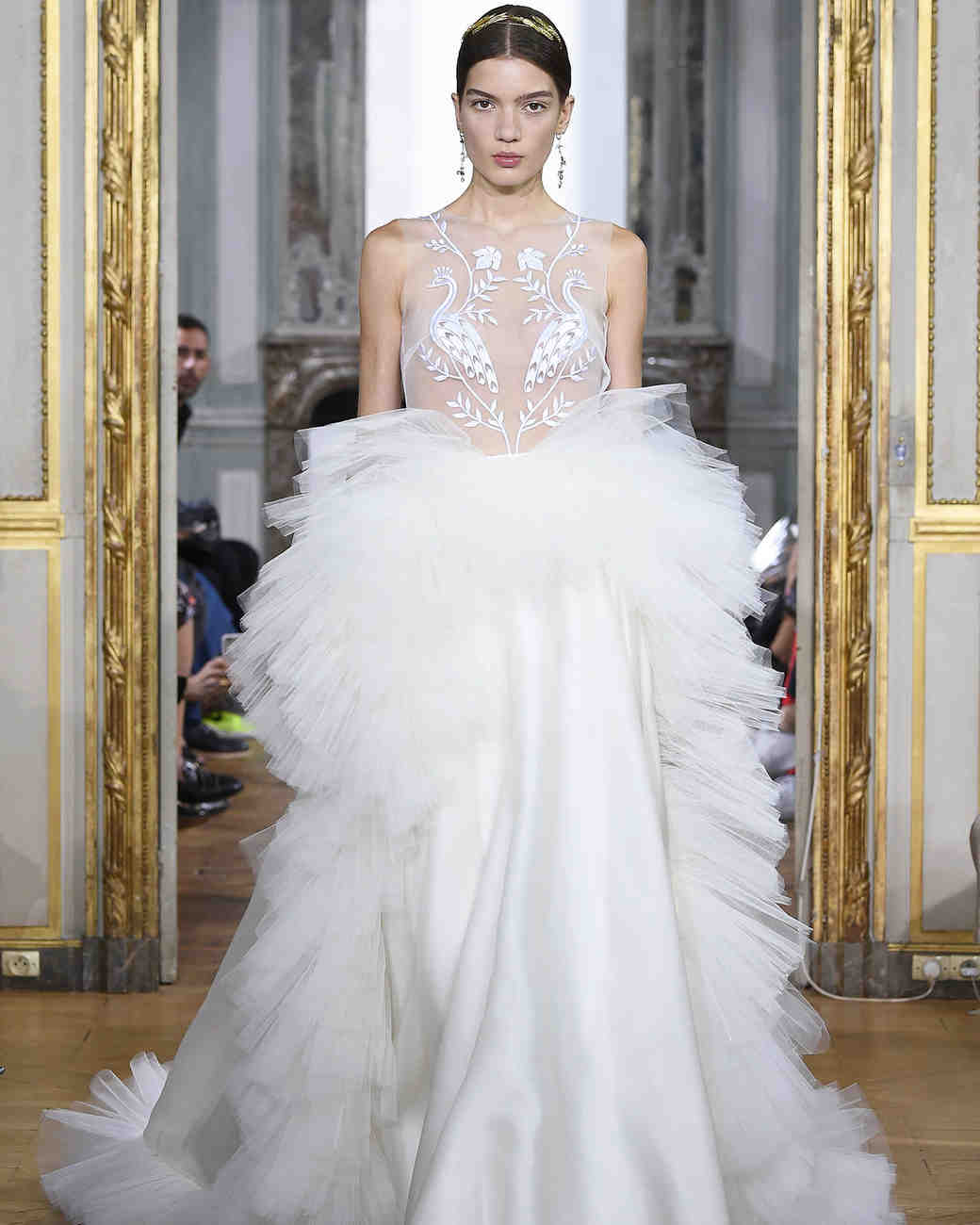 Kaviar Gauche Wedding Dress