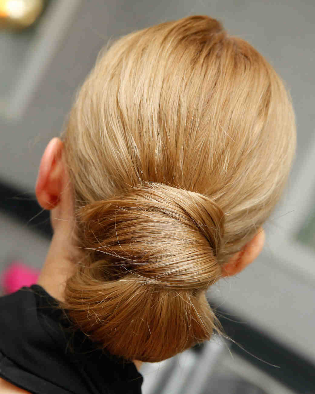 Lela Rose Spring 2018 Bridal Fashion Week Hairstyle