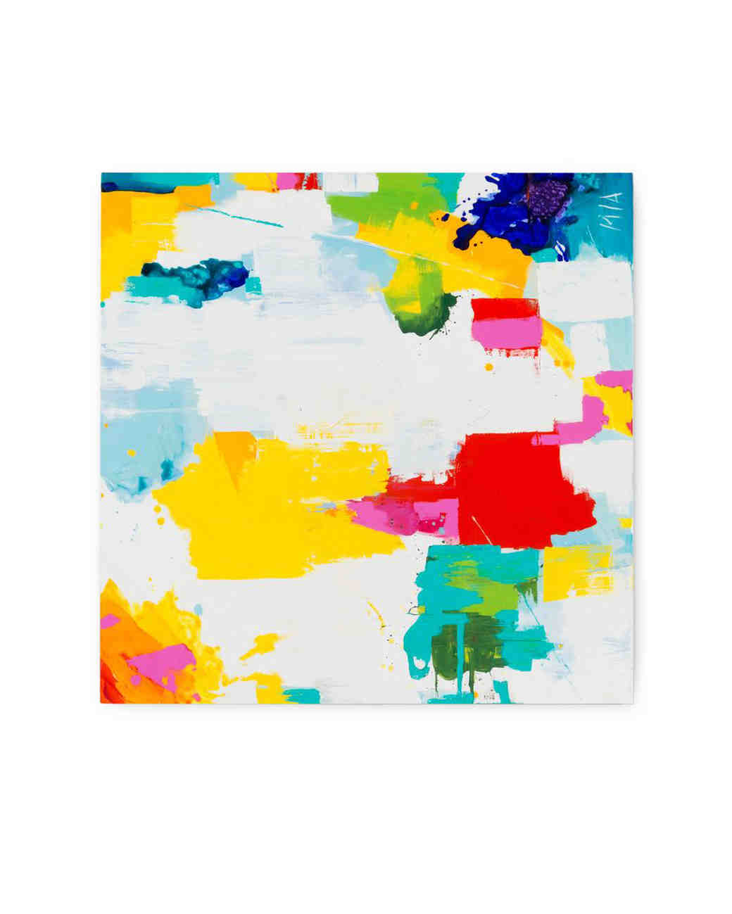 pop of color faribault grenaway wall art zola