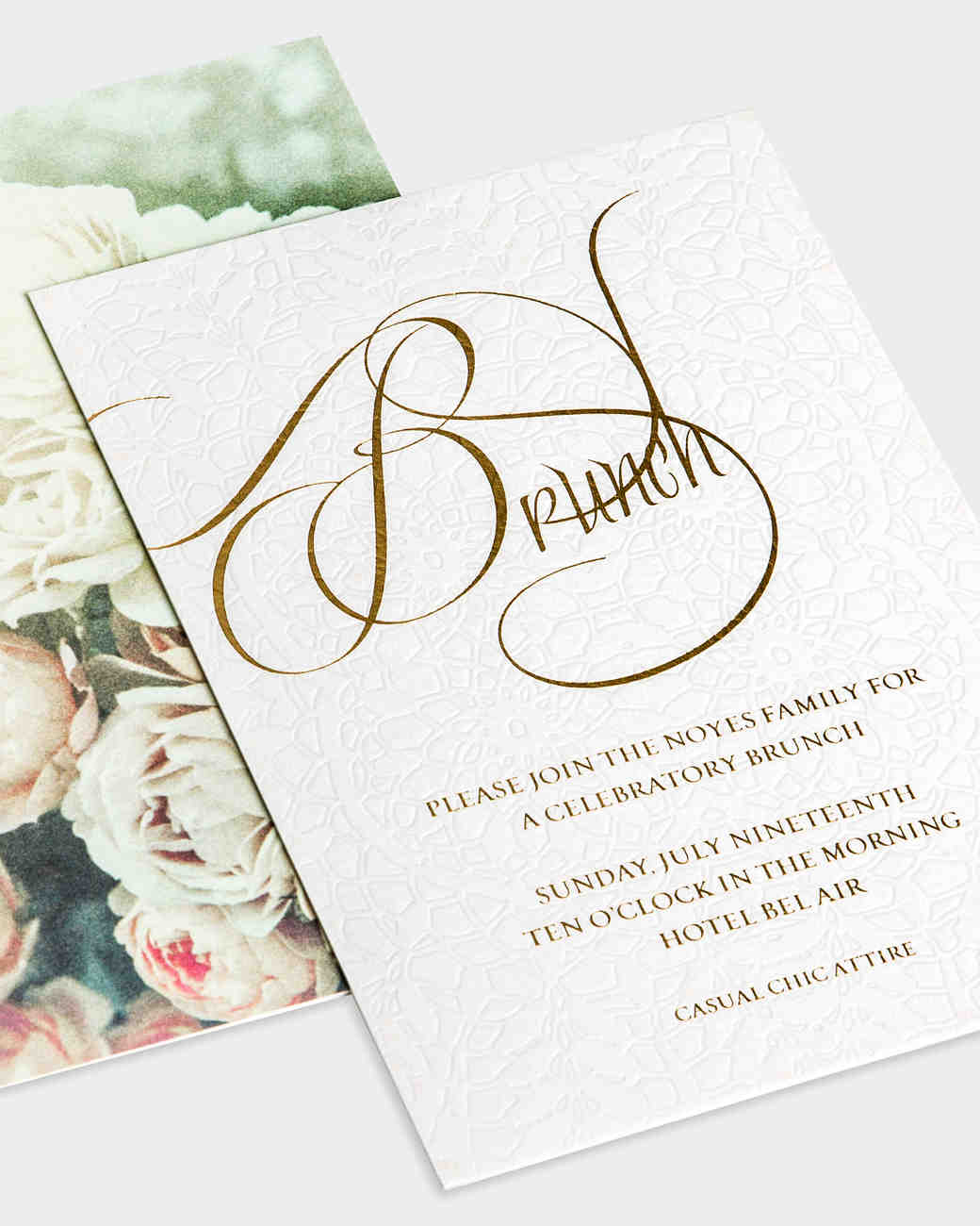 This Is How You Get Guests to Attend Your Post-Wedding Brunch