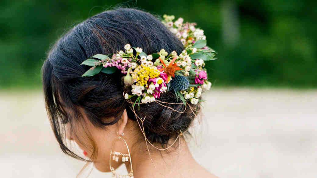 10 Ways to Upgrade Your Wedding Updo