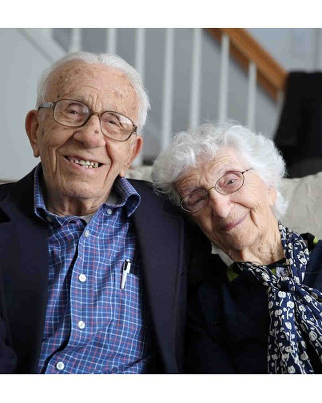 """The """"Longest Married Couple in America"""" Is Giving Relationship Advice This Valentine's Day—On Twitter!"""