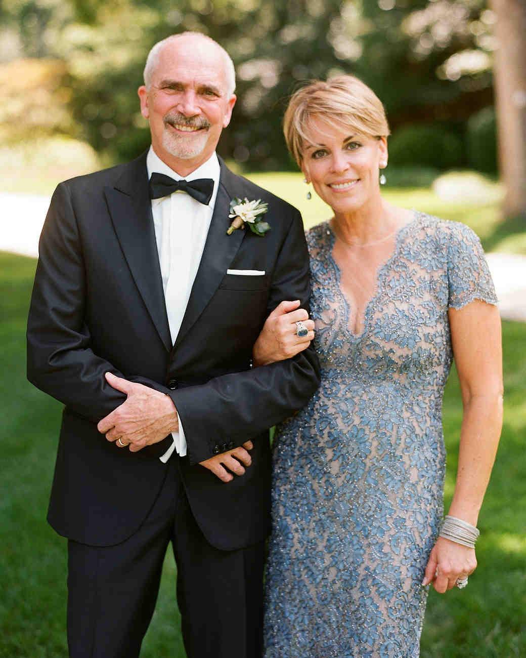 caroline kyle wedding parents