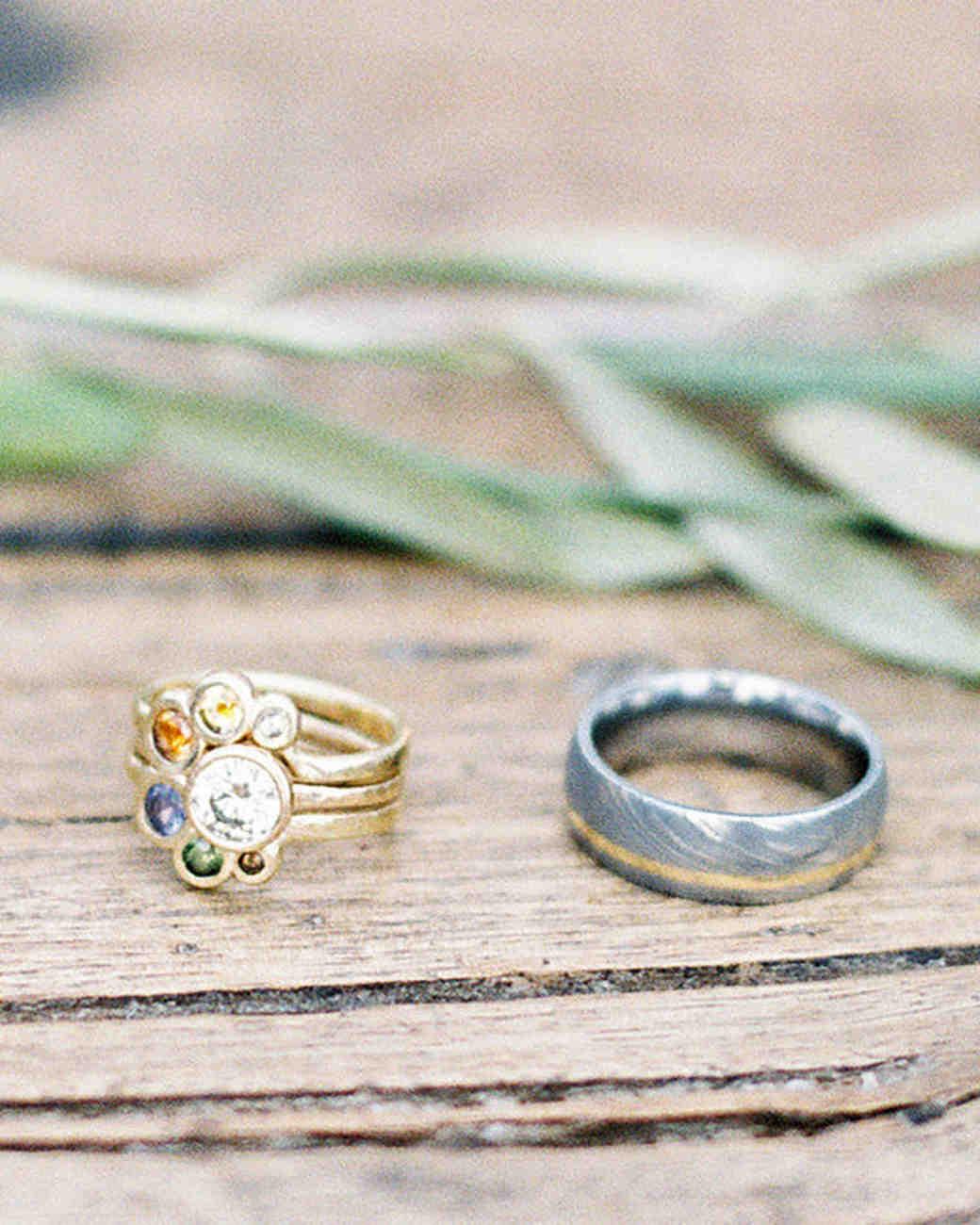 jackie dave wedding wedding rings