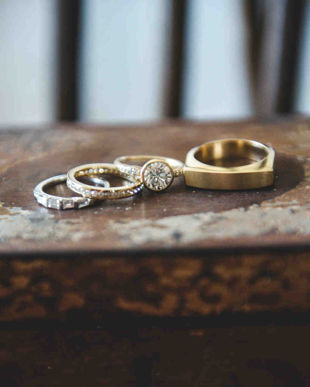 katie simon wedding rings