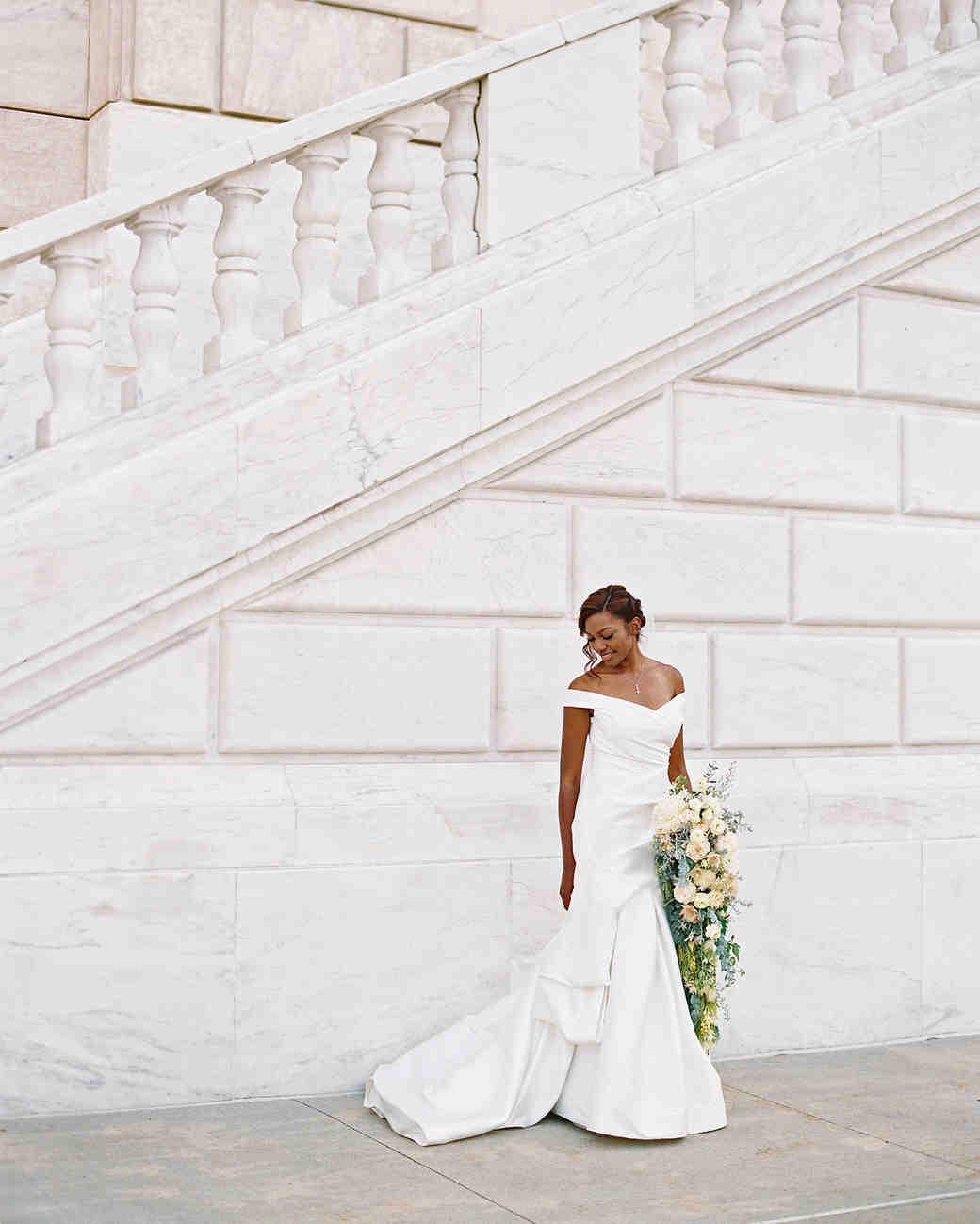 meki ian wedding michigan bride