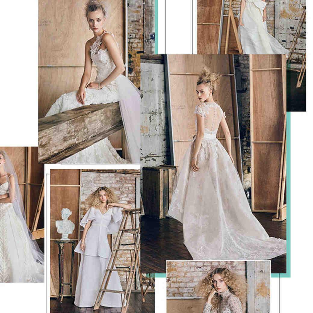 Moda Operandi x Tiffany Bridal Collection