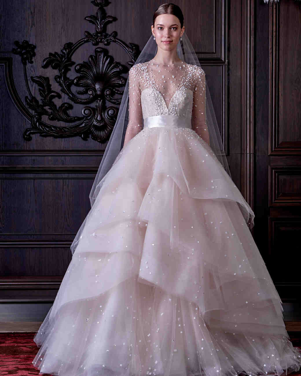wedding dress trends spring wedding dresses Pinterest Facebook