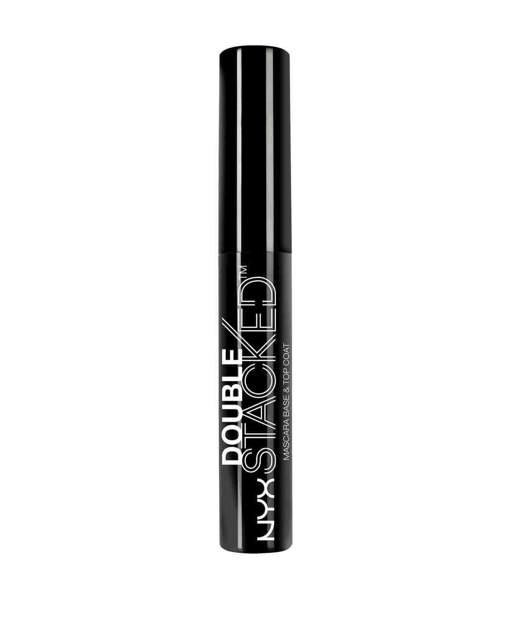 nyx cosmetics double stacked mascara