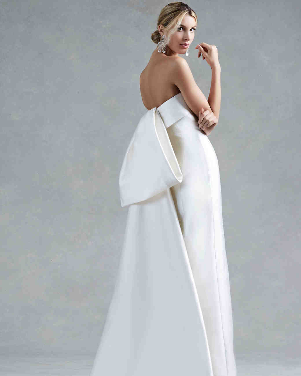 Great Wedding Dress With Bows