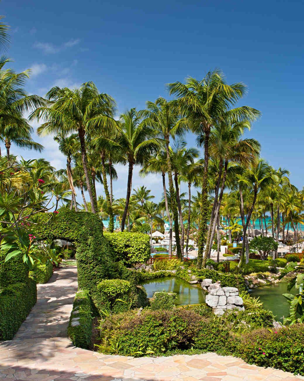 romantic caribbean destination aruba