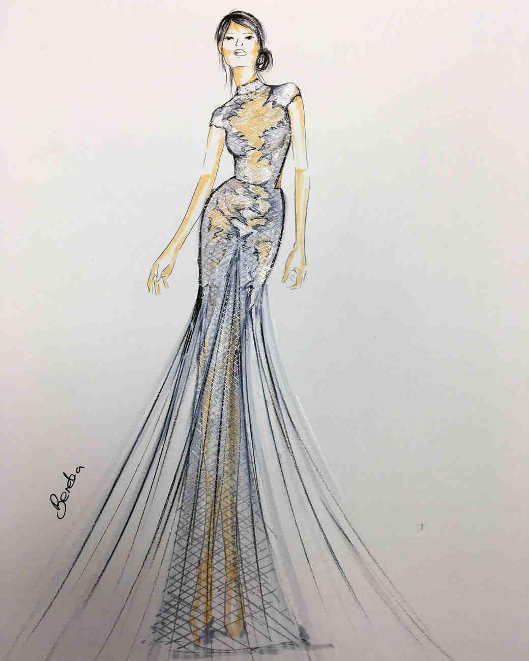Spring 2018 BFW Sketches Berta