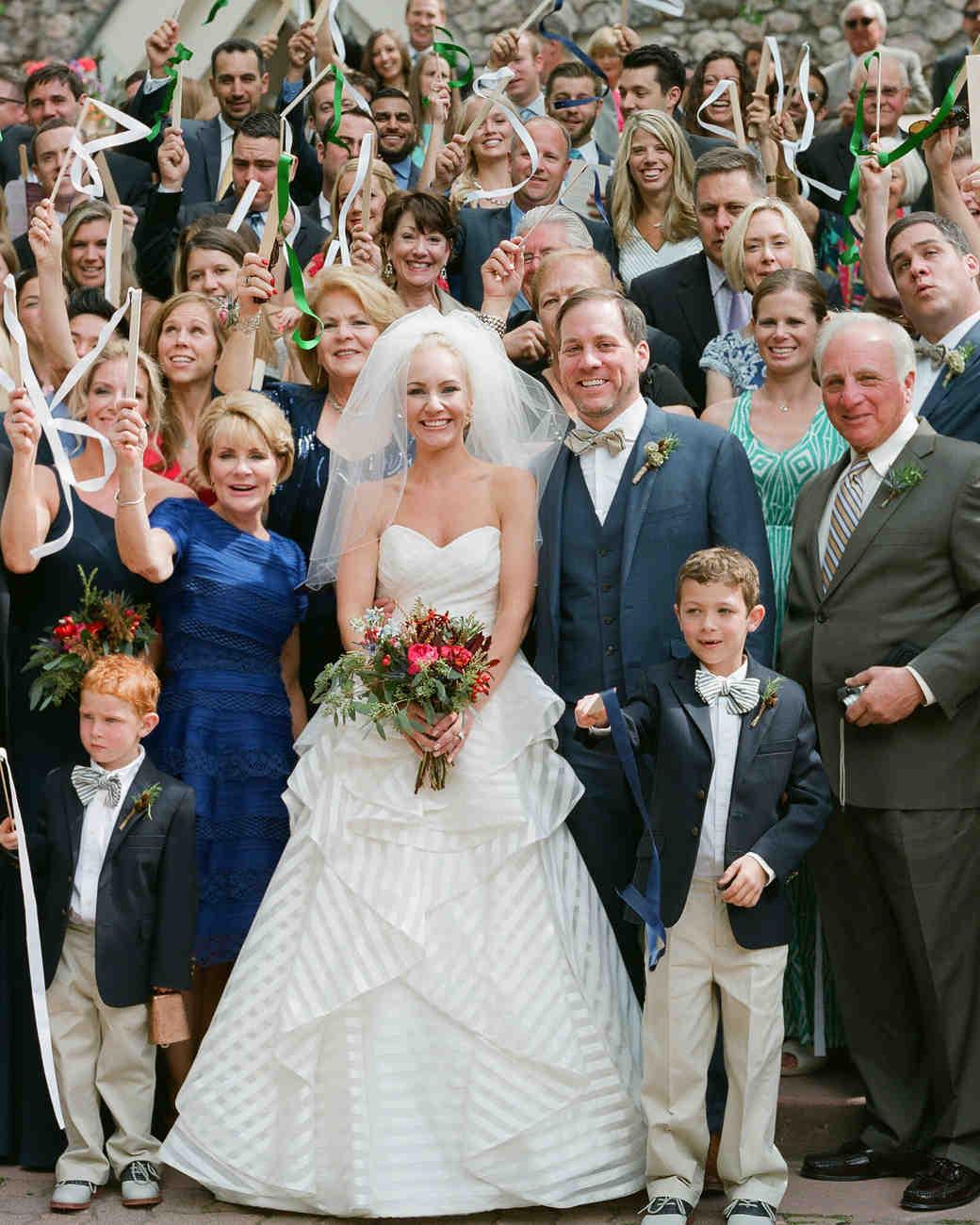 Martha Stewart Weddings: 24 Creative Wedding Exit Toss Ideas Martha Stewart