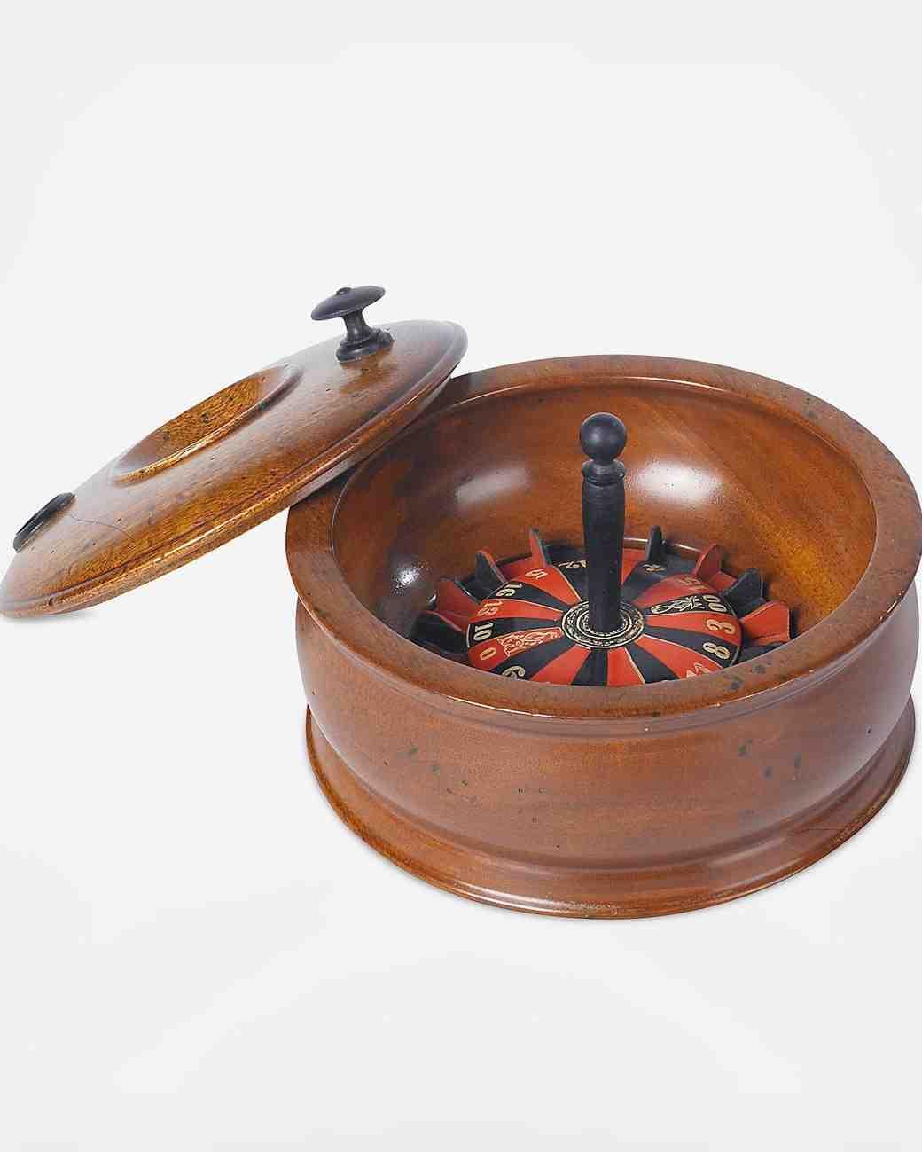authentic models roulette
