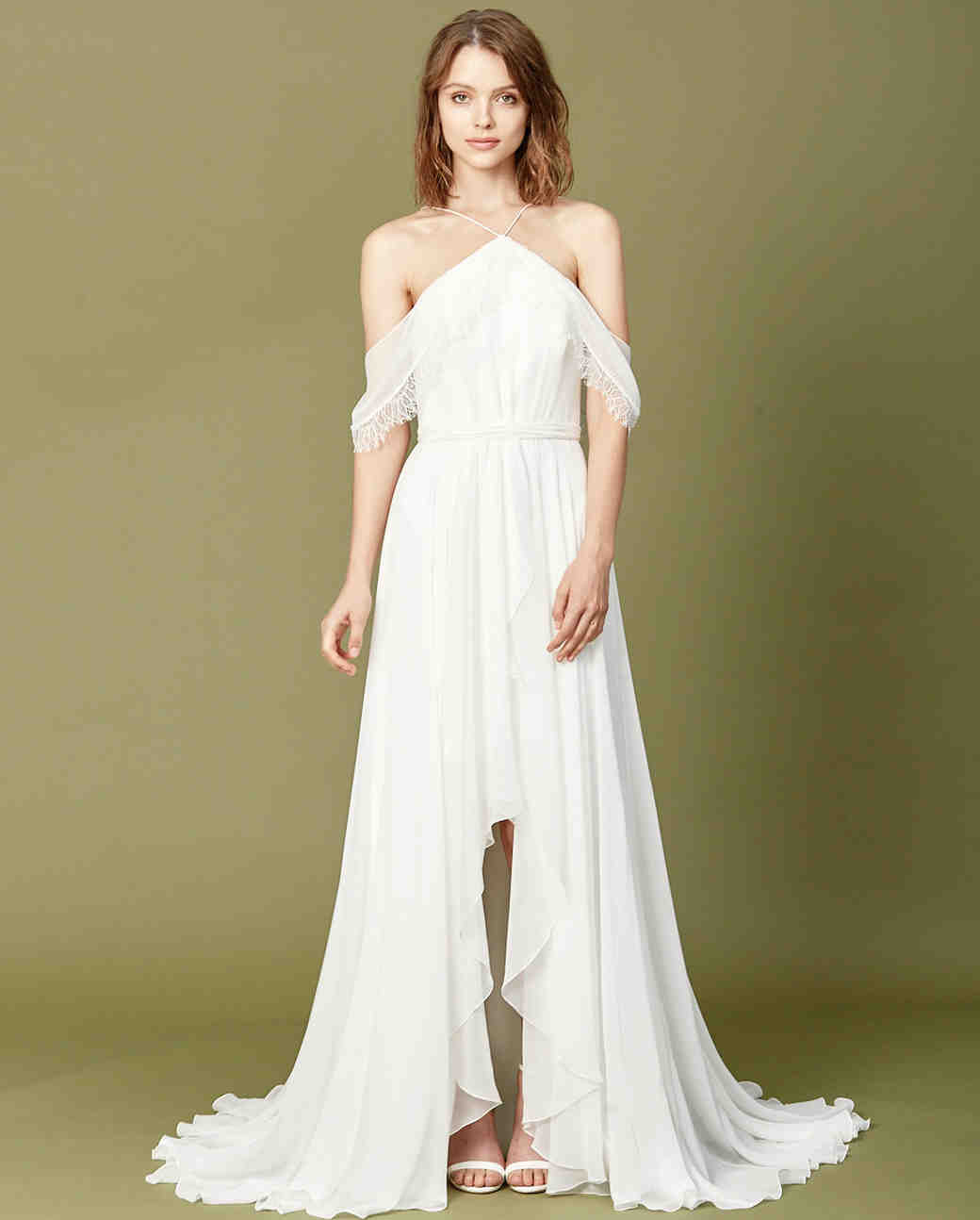 Amsale Christos Fall 2017 Wedding Dress Collection