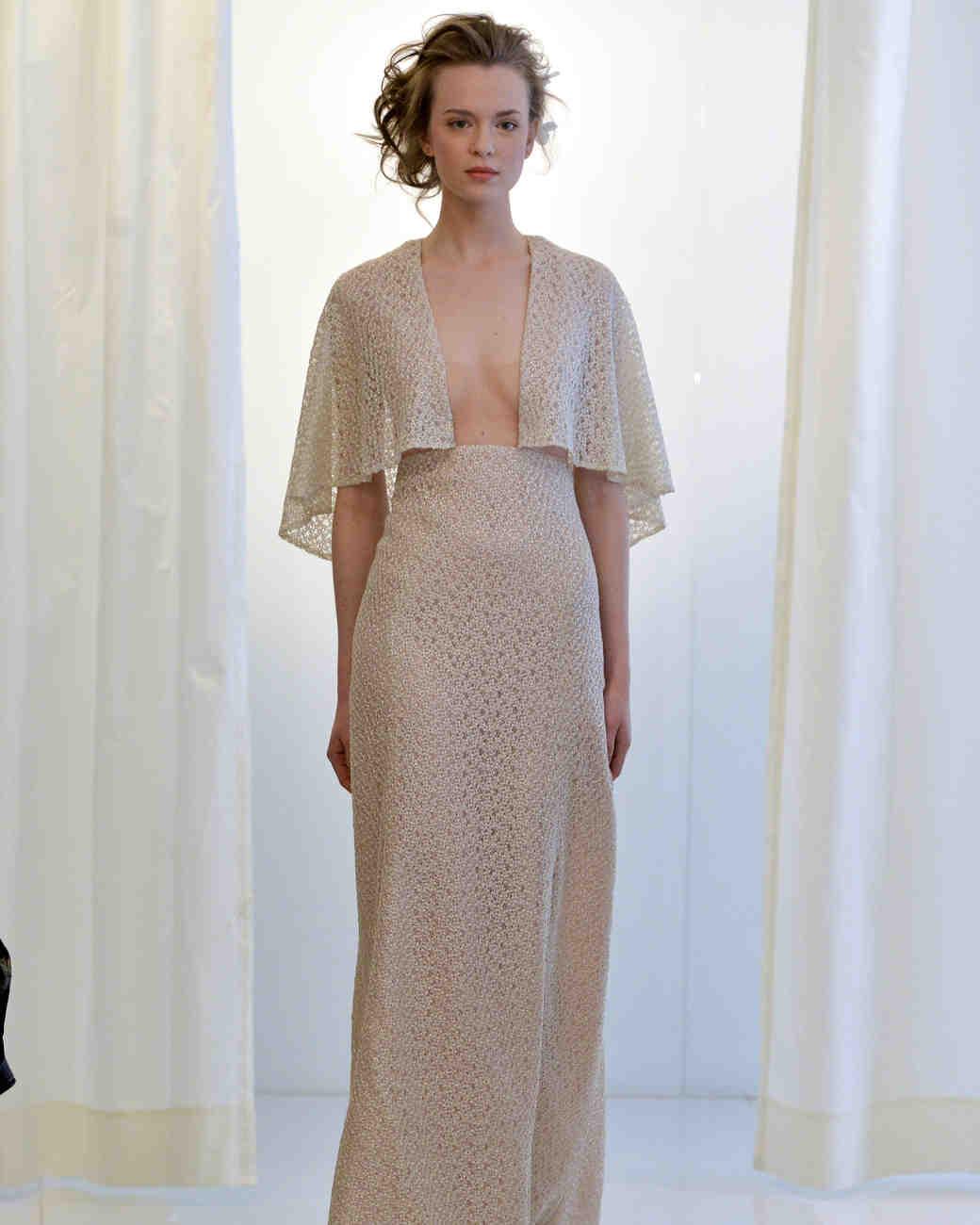 Spring 2016 Wedding Dress Trends Martha Stewart Weddings