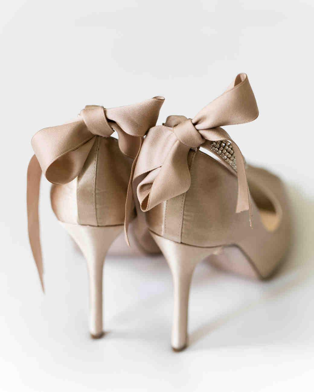 Champagne Heels