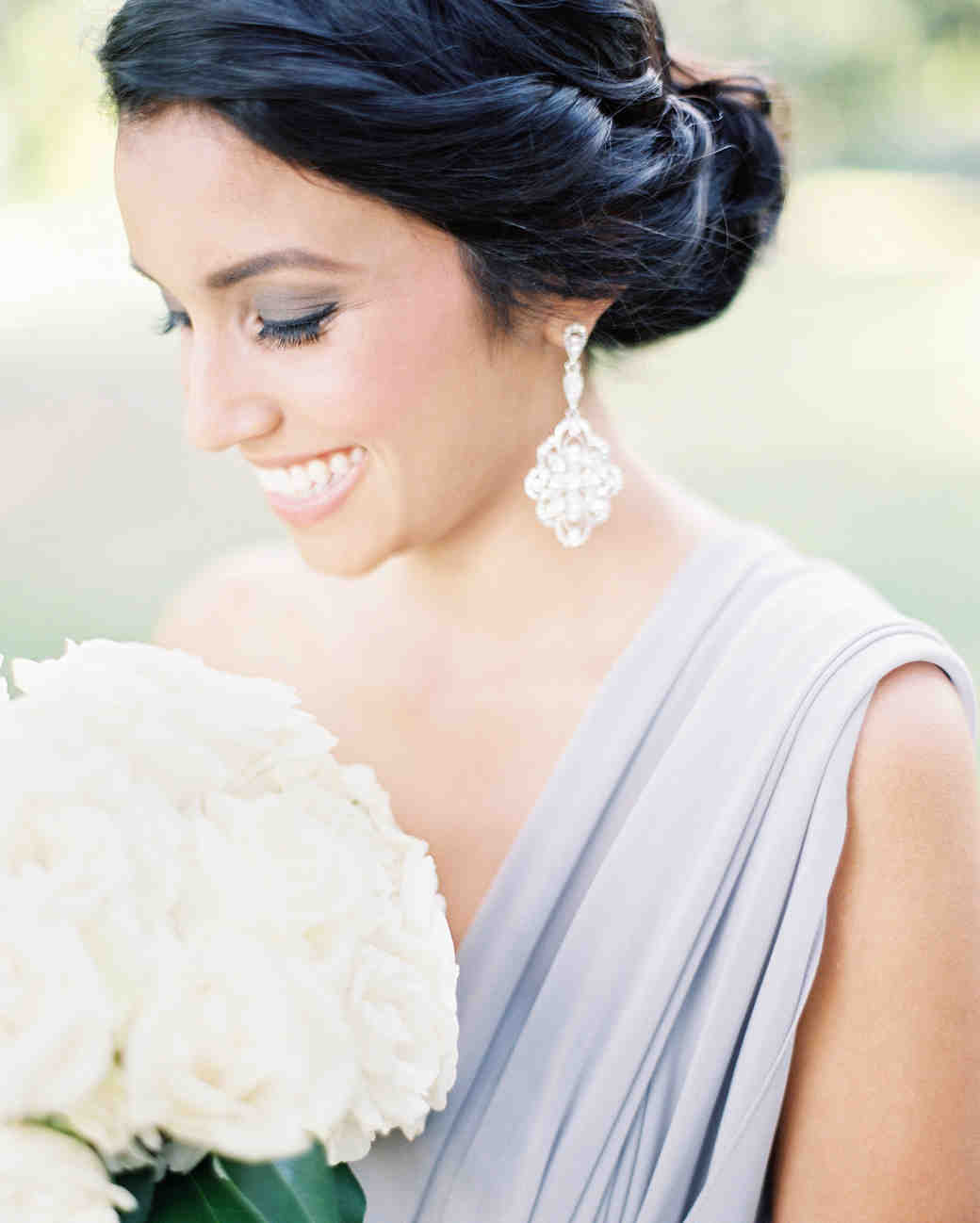 Bridesmaid Hair: Pretty Wedding Hairstyles For Your Bridesmaids