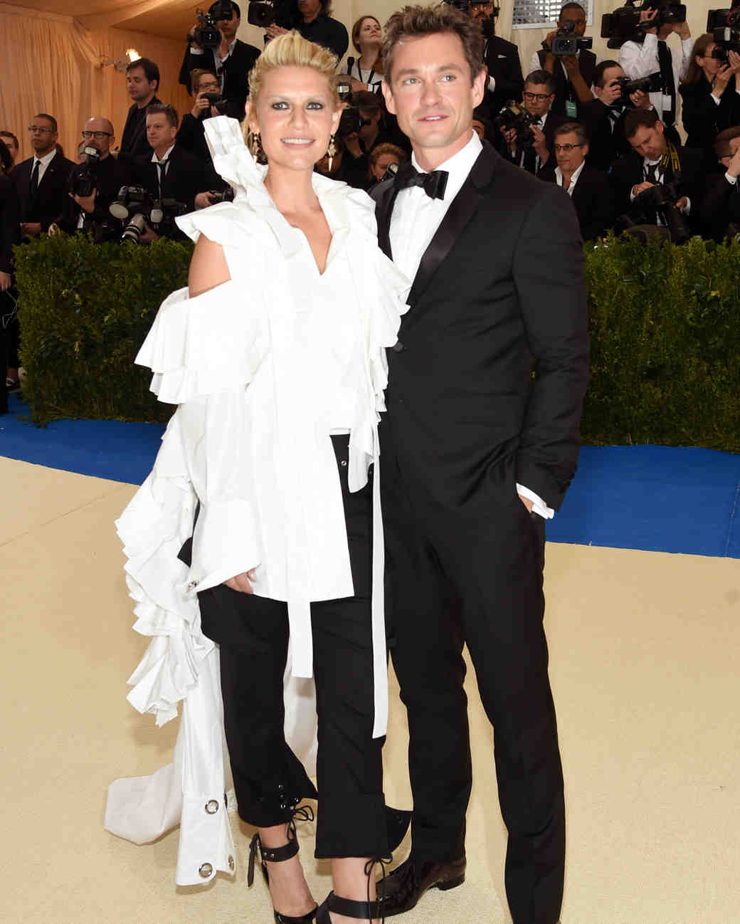 Claire Danes and Hugh Dancy Met Gala 2017