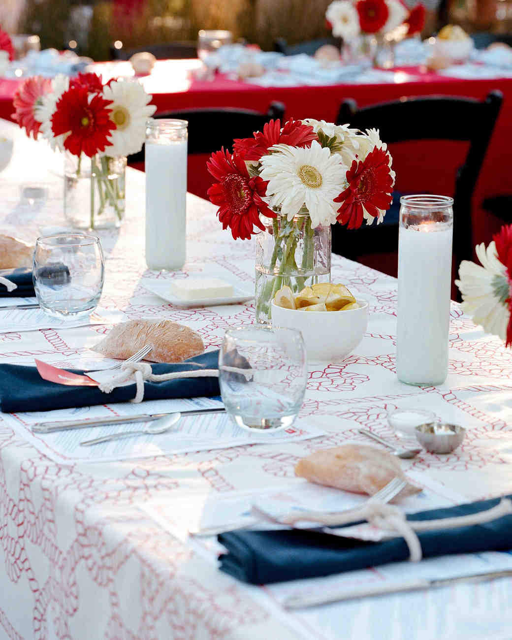 Ideas For Wedding Rehearsal Dinner: Danielle And Stan's Nautical Rehearsal Dinner In Napa Wine