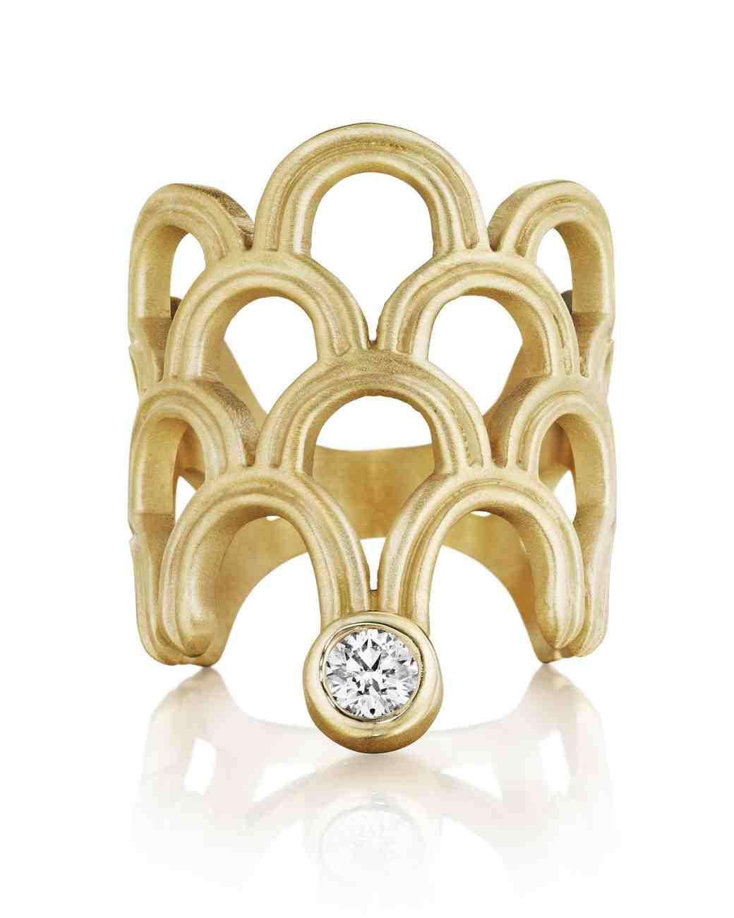 Doryn Wallach Engagement Ring