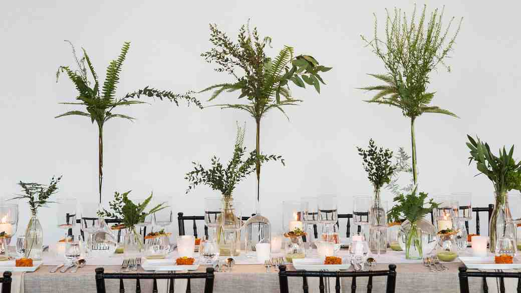 How to Plan a Wedding with Absolutely No Flowers