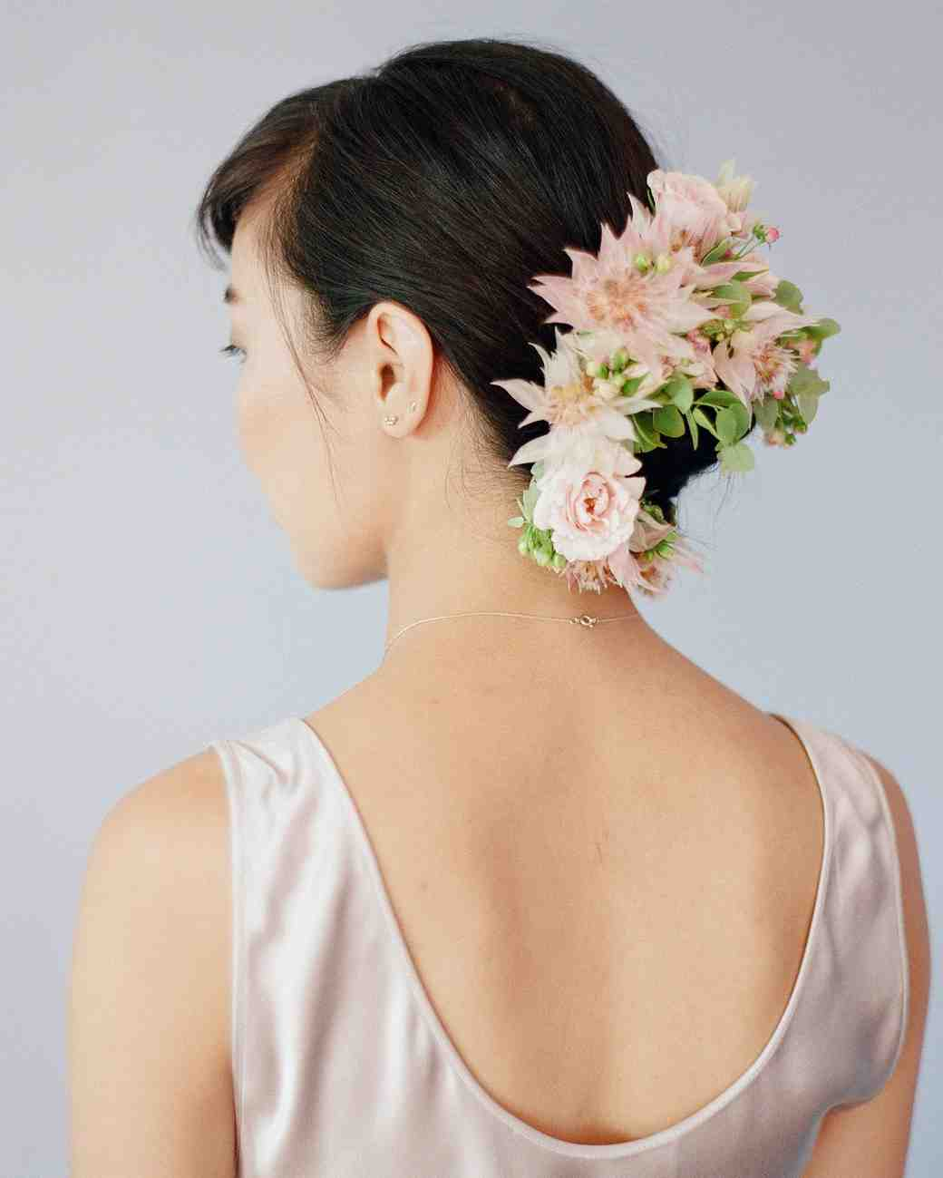 glara matthew wedding flowers
