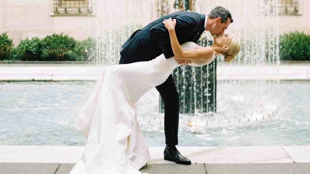 A Classic Boston Public Library Wedding